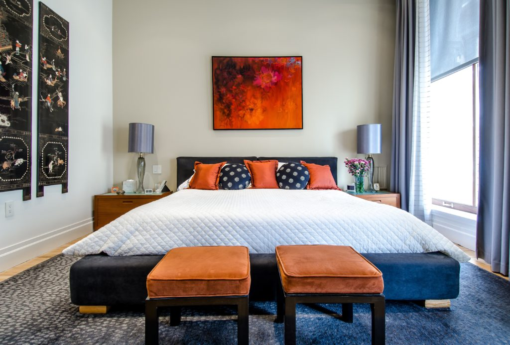 Feng shui for the bedroom can create energy