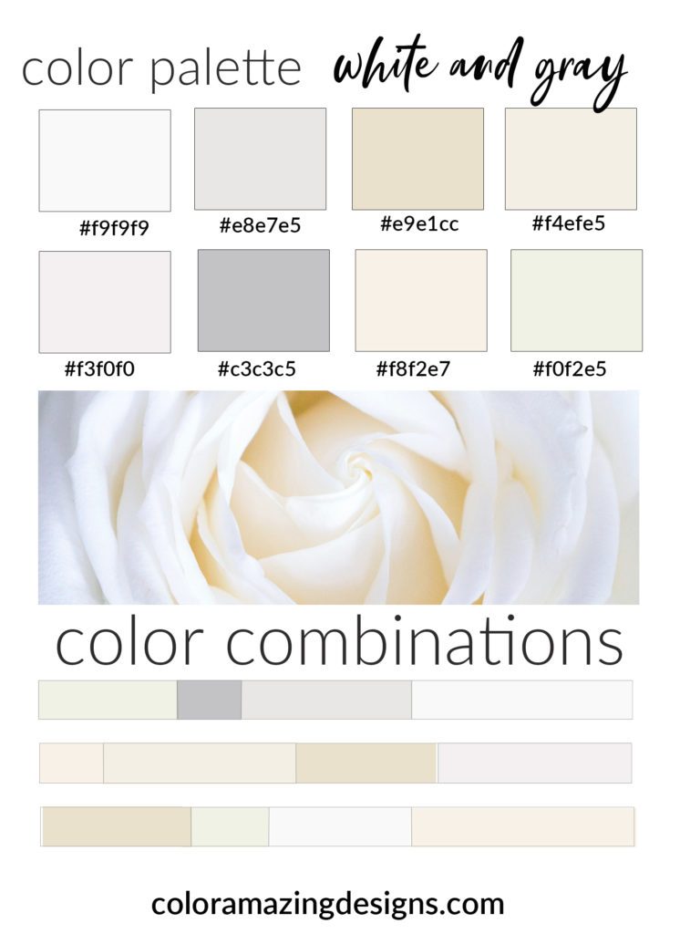 neutral color palette